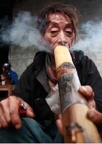 Le fumeur