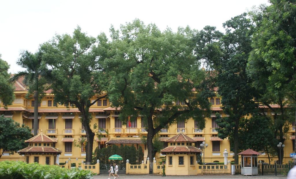 Hanoï - Etablissement d'enseignement de l'époque coloniale