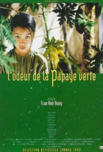 L'Odeur de la papaye verte de Tran Anh Hung