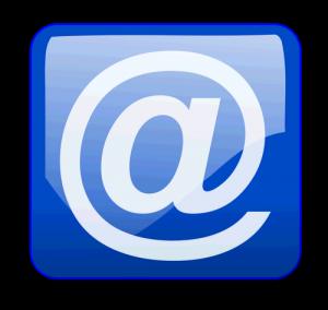 Logo courrier électronique