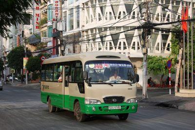 Saïgon bus