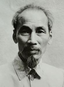 Ho Chi Minh en 1946