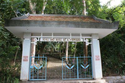 La troisième maison de Yersin à Suôi Giao