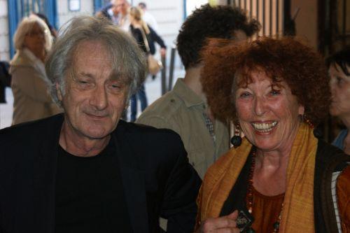 Patrick Deville et Régine Hausermann