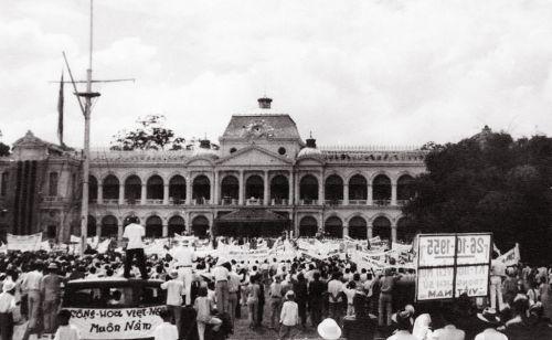 Proclamation de la République du Vietnam, Saigon le 26 octobre 1955