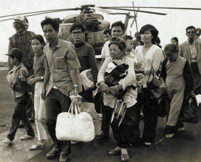 Réfugiés vietnamiens