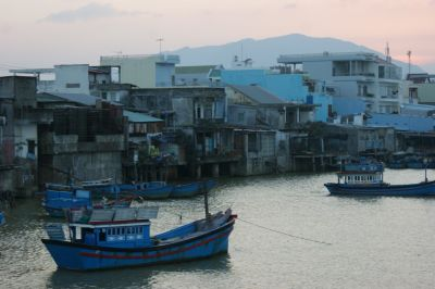 Village des pêcheurs – Xόm Cόn