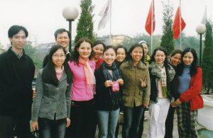 Jeunes professeur-e-s en mars 2006