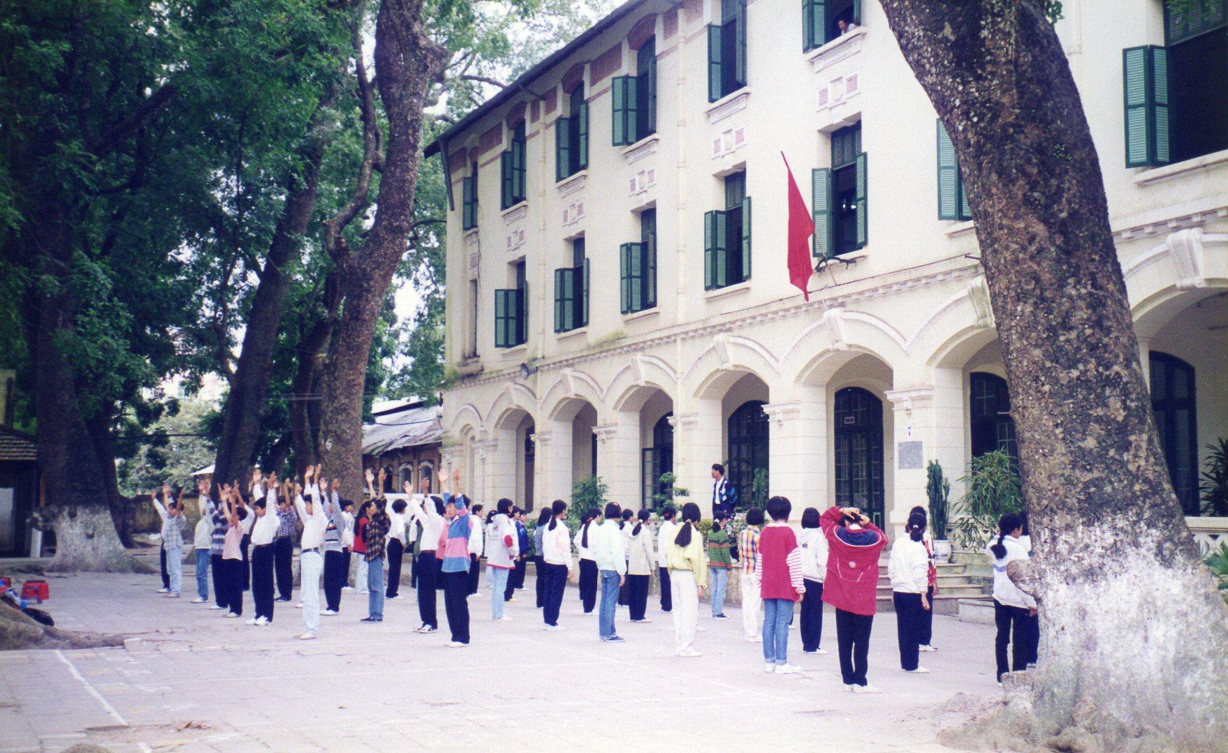 Lycée Chu Van An