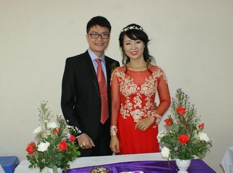 le mariage de Tu Linh