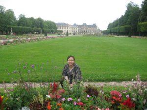 Lien au château de Stanislas à Lunéville