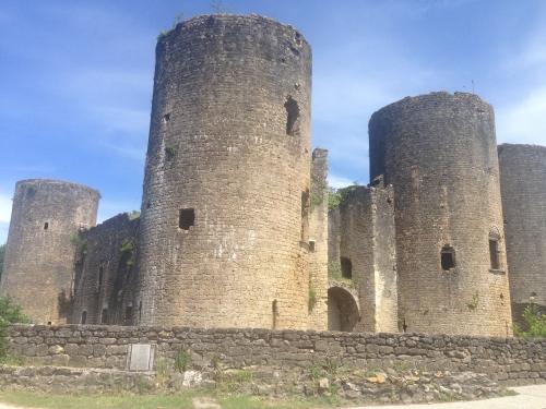 Château du pape Clément V