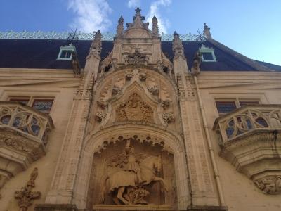 Le Musée Lorrain, ancien palais des Ducs de Lorraine