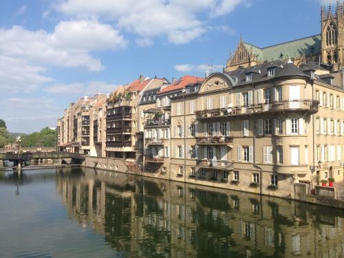 Metz, quartier de la cathédrale