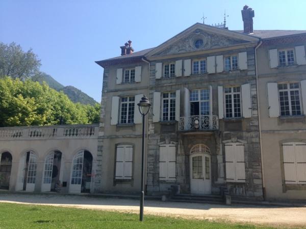 La maison Barnave à Saint-Egrève
