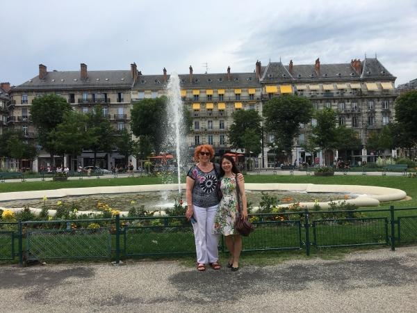 Place Victor Hugo à Grenoble