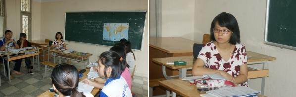 La classe de 2ème année F2 (étudiant-e-s né-e-s en 1996-97) confiée à Tu Linh, Préfassienne 2015