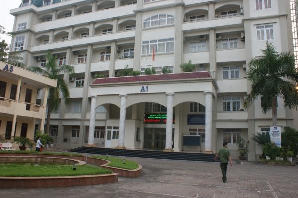Le bâtiment de la Présidence