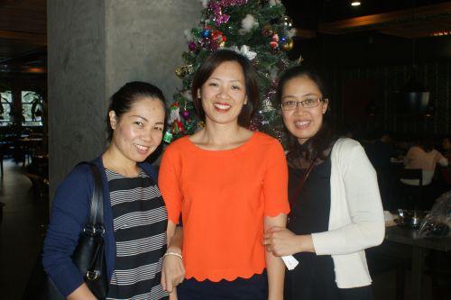 Mercredi 7 décembre, invitation de Phuong Lan