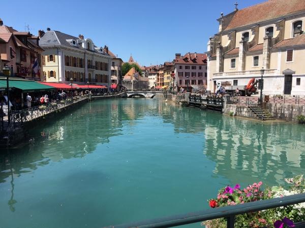 Annecy, la Venise savoyarde