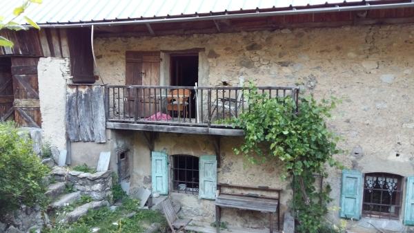 Au hameau de Chabrand, Valbonnais