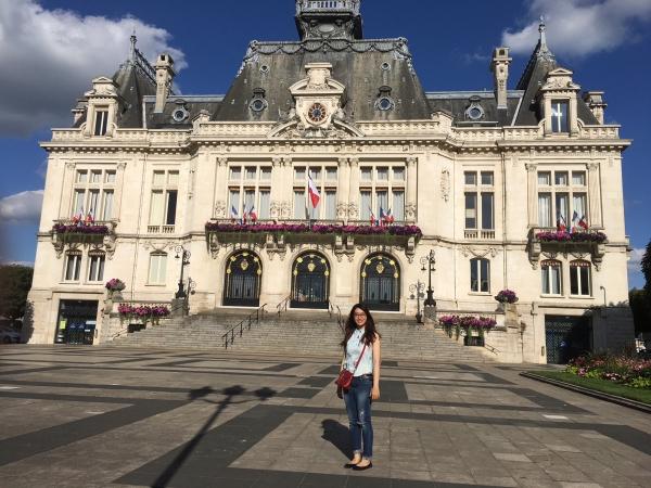 La mairie de Vichy