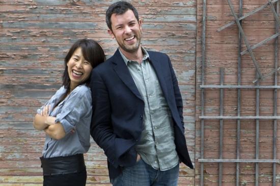 Kim Thuy et Pascal Janovjak