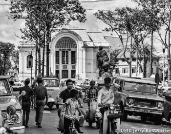 Quartier de l'Opéra, Saigon 1970