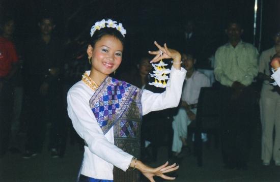 Danses laotiennes