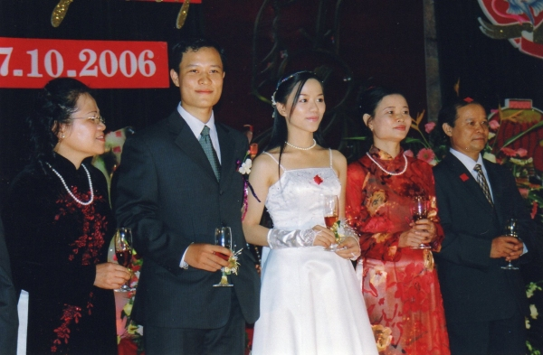 Mariage de Ngoc et Giang