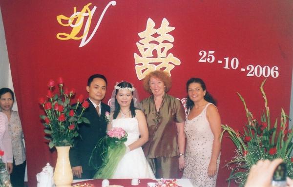 Mariage de Vân et Duong