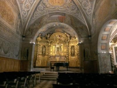 La chapelle baroque