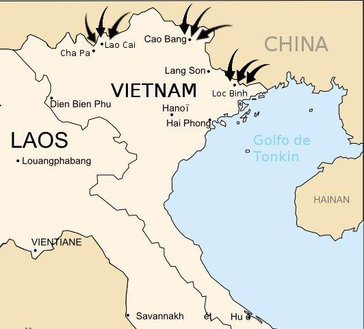Bac Giang - La guerre-éclair sino-vietnamienne de 1979