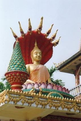 Laos - Au Pha That Luang