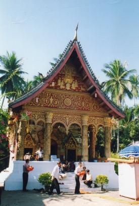 Laos - Au Vat Pa Phai