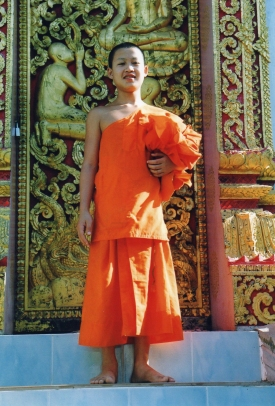 Laos - Couleur et sourire de Luang Prabang