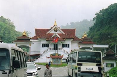 Laos - Frontière laossienne