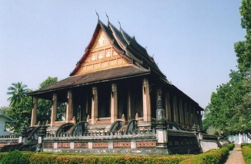 Laos - Le Vat Pra Kaew