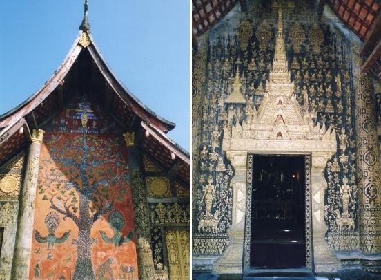 Laos - Le sim