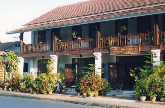Laos - Senesouk house