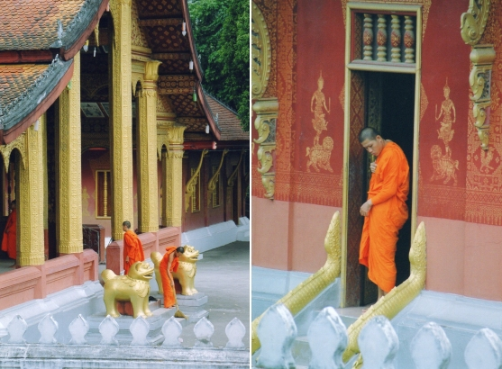 Laos - Vat Saen