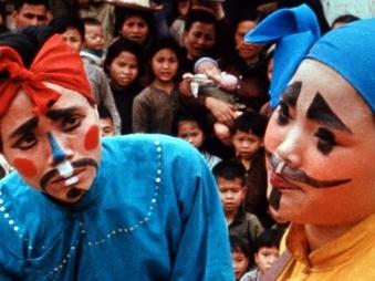 Loin du vietnam - Johnson pleure de Joris Ivens