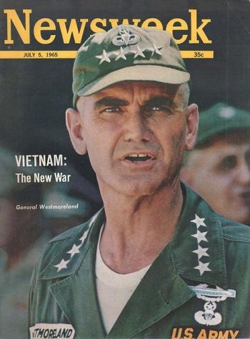 Loin du vietnam - Le général Westmoreland