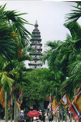 Nam-Dinh - Pagode Pho Minh