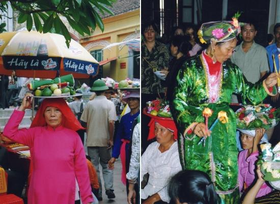 Nam-Dinh - Scènes de ferveur