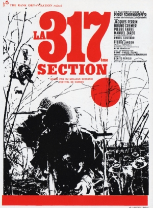 la 317 section - Affiche