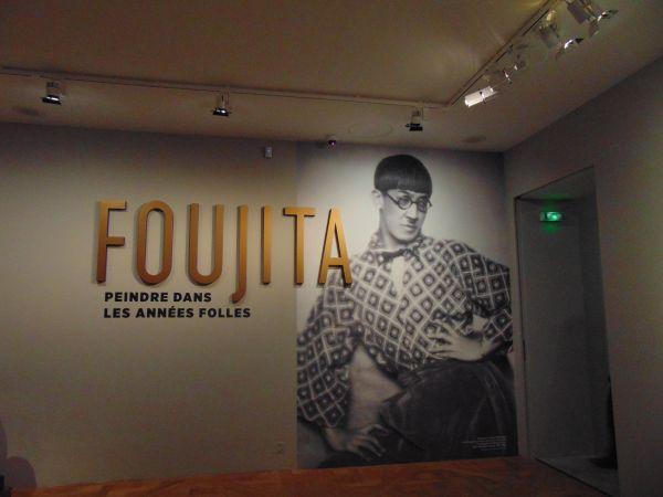 L'expo Foujita