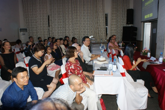 Le public lors de la finale