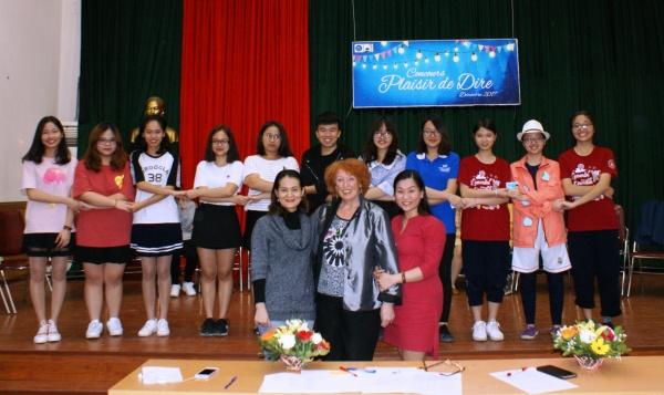 Les lauréat.e.s et le jury