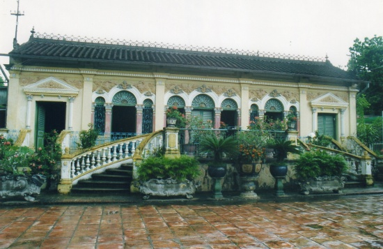 l'ancienne maison de Binh Thuy